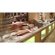 台北花園大酒店 六國餐廳自助午晚餐券