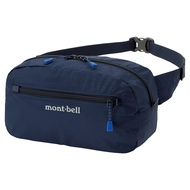 Mont-bell 	Pocketable Light Pouch M 腰包	1123986NV		Z691	【Happy Outdoor 花蓮遊遍天下】