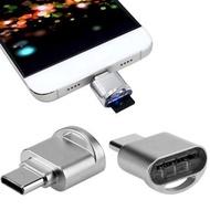 屯團百貨 - MINI TF卡手機讀卡器適用蘋果Type-C Android安卓手機OTG3.0讀卡器