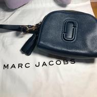 Marc Jacobs流蘇相機包 深藍