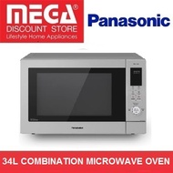 PANASONIC NN-CD87KSYPQ 34L 1000W CONVECTION/GRILL/MICROWAVE OVEN / 1 YEAR WARRANTY BY PANASONIC