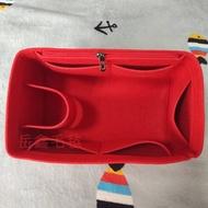 定制LV女內膽包整理包/包中包化妝包SPEEDY 25 30 35內襯包收納包