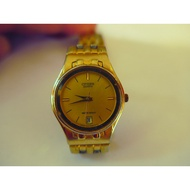 Citizen Quartz Gold Watch