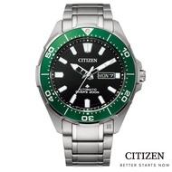 CITIZEN 星辰 水鬼熱銷機械錶(NY0071-81E) 現貨