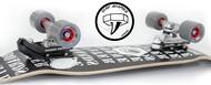 [รับประกันของแท้] 🏄🏻พร้อมส่ง🏄🏻 Waterborne Surfskate Adaptor อุปกรณ์เซิร์ฟสเก็ต ของแท้ 💯 Surfskate Adapter Surf Skate Adaptor Surf skate skateboard skate สเก็ต