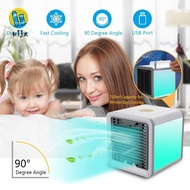 WiJx❤❤❤Summer Korean Air Cooler Fan with Cool Humidify Purify Functions for Office Home Living Room Kitchen Bedroom @MY