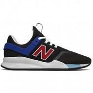 New Balance 247 男鞋 女鞋 休閒 網布 輕量 REVLITE 黑 紅 藍【運動世界】MS247FQ
