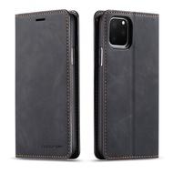 สำหรับApple iPhone 11/iPhone 11 Pro/iPhone 11 Pro Max/iPhone 12 Mini/iPhone 12/iPhone 12 Pro/iPhone 12 Pro Maxกระเป๋าสตางค์เคสแบบพับปิดได้หนังกระเป๋าโทรศัพท์พร้อมเคสโทรศัพท์มือถือสล็อตปลอก