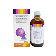 Propan Buclizine HCI Multivitamins and Minerals
