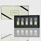 【Jo Malone】【航空限定版】限量5件組香水禮盒(9ml*5)