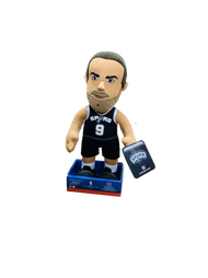 【毒】NBA Bleacher Creature 馬刺隊 Tony Parker 人偶 絨毛娃娃