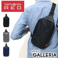 [Japan Rolex] Samsonite Red Body Samsonite RED Samsonite Body Bag BIAS JACK 2 Bias Jack 2 BODY BAG Men's Women's diagonal cliff 89139