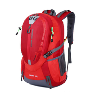 กระเป๋าเดินป่า กระเป๋าเป้เดินทาง กระเป๋าสะพายหลัง กระเป๋าท่องเที่ยว เป้สะพายหลัง Backpack 40 L ชาย/หญิง สีสวย