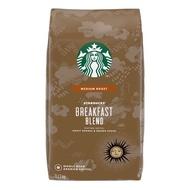 好市多 Starbucks Breakfast Blend 早餐綜合咖啡豆 1.13公斤