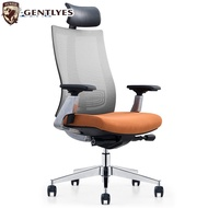 ✨Ready Stock✨Ergonomic  electric lumbar brain  office  swivel boss  gaming  office workstation desk and chair