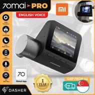 [GLOBAL VERSION] Xiaomi 70MAI PRO Car Recorder Dashcam 1944P 70 MAI Pro Car Cameras WiFi APP CONTROL - ORI ENGLISH SET