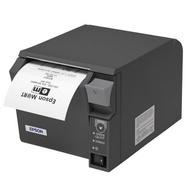 *168大賣家* EPSON TM-T70II 熱感式收據印表機(5.8cm)(加網卡)+電子發票紙捲60捲+USB線1條, 特價13930元(含稅)