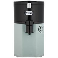 日本Toffy K-CM2 復古藍綠色 復古造型咖啡機/全自動研磨咖啡機/馬卡龍家電1杯150ml