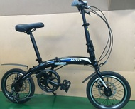 Hito 16 Inch foldable Aluminium Bicycle   Official SG Hito Distributor   Local Stocks   Within 3 days delivery