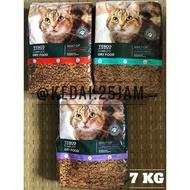  T  Cat Food : Tesco Lotus's Adult Cat Complete Dry Food 7kg [Seafood] [Mackerel] [Tuna]
