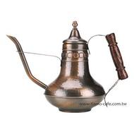 金時代書香咖啡 特色 造型銅壺 1200cc 日本製 HG9033