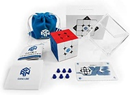 GAN 356 XS Stickerless, 3x3 Magnetic Speed Cube GAN XS Magic Cube