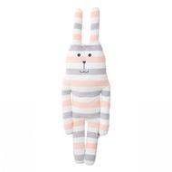 CRAFTHOLIC 宇宙人 簡單條紋兔大抱枕