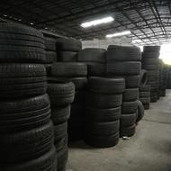 Used Tire 215 225 235 245 255/40 45 50 55 60 65R16R17R18R19R20