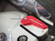LFM【X Pro World 高手窩】MAXSYM 400i 雙色造型油缸蓋 maxsym 600i MAXSYM