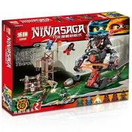 【現貨/預購】樂拼06042 / 幻影忍者 決戰時光機甲巨蛇 / Lego70626 / 博樂10583【熊熊玩積木】