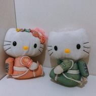 [24H出貨]2000年麥當勞絕版 Hello Kitty太空娃娃(Hello Kitty + 丹尼爾)