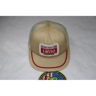 original vintage cap lasso made in USA