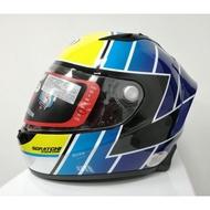 【騎士生活館】★★ 比利時LAZER OSPREY Simeon Replica碳纖維全罩安全帽
