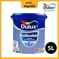 5L Dulux Weathershield Wall Sealer | WALL SEALER | DULUX | DULUX PAINT | WEATHERSHIELD | WALL SEALER