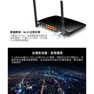 含發票~TP-Link TL-MR6400 4G LTE SIM卡無線網絡家用wifi路由器 4G分享器 SIM卡分享器