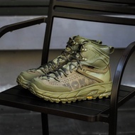 【專櫃】Hoka One One Tor Ultra Hi Wp Jp 高筒 軍綠 軍綠色
