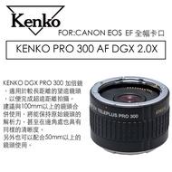 【eYe攝影】KENKO PRO 300 DGX 2X 加倍鏡 CANON 增距鏡 2X 2倍鏡 全片幅 專用