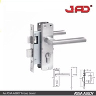 JAD Lever Mortise Lockset
