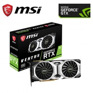 MSI 微星 GeForce RTX 2080 SUPER VENTUS 8G OC 顯示卡