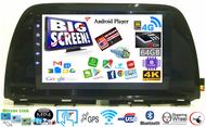 "LEON Mazda 5 Fit 9"" 4K IPS 2.5D 4RAM 64GB 8Core 4G Sim Card DSP Wifi GPS USB LIVE TV BOX Player"