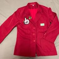 莊敬高職 冬季制服大衣外套 M