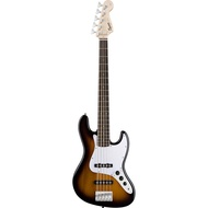 三一樂器 Fender Squier Affinity Jazz Bass 五弦 Bass 貝斯 共兩色