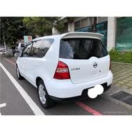 自售2010年日產LIVINA 樂薇娜休旅車 1.6L 少跑車美 TIIDA COLT PLUS SAVRIN WISH