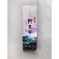 醇境精品 阿里山 精選茗茶 粉色新包裝 精選阿里山手採高山茶 茶葉 1包 4兩 約160公克 送禮自用兩相宜