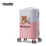 Rilakkuma 拉拉熊 甜心午時光 20吋鋁框行李箱