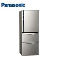 【福利品】Panasonic 468公升三門變頻冰箱 NR-C479HV-S(銀河灰)【福利品】新省能源1級