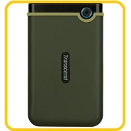 【APP領券現折200】創見 TS2TSJ25M3G 2TB Slim StoreJet 2.5吋 M3G Portable HDD超薄款硬碟 USB 3.1 Gen 1 / USB 3.0傳輸