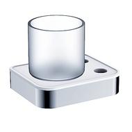BOSS D-11005 304不鏽鋼杯架/牙刷架
