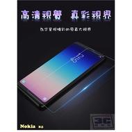 適用 NOKIA 8.1 7+ 7.2 7PLUS X71 9 pureview 2.5D 玻璃貼 保護貼