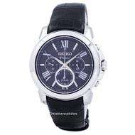 Seiko Premier Solar Chronograph SSC597P2 Mens Watch